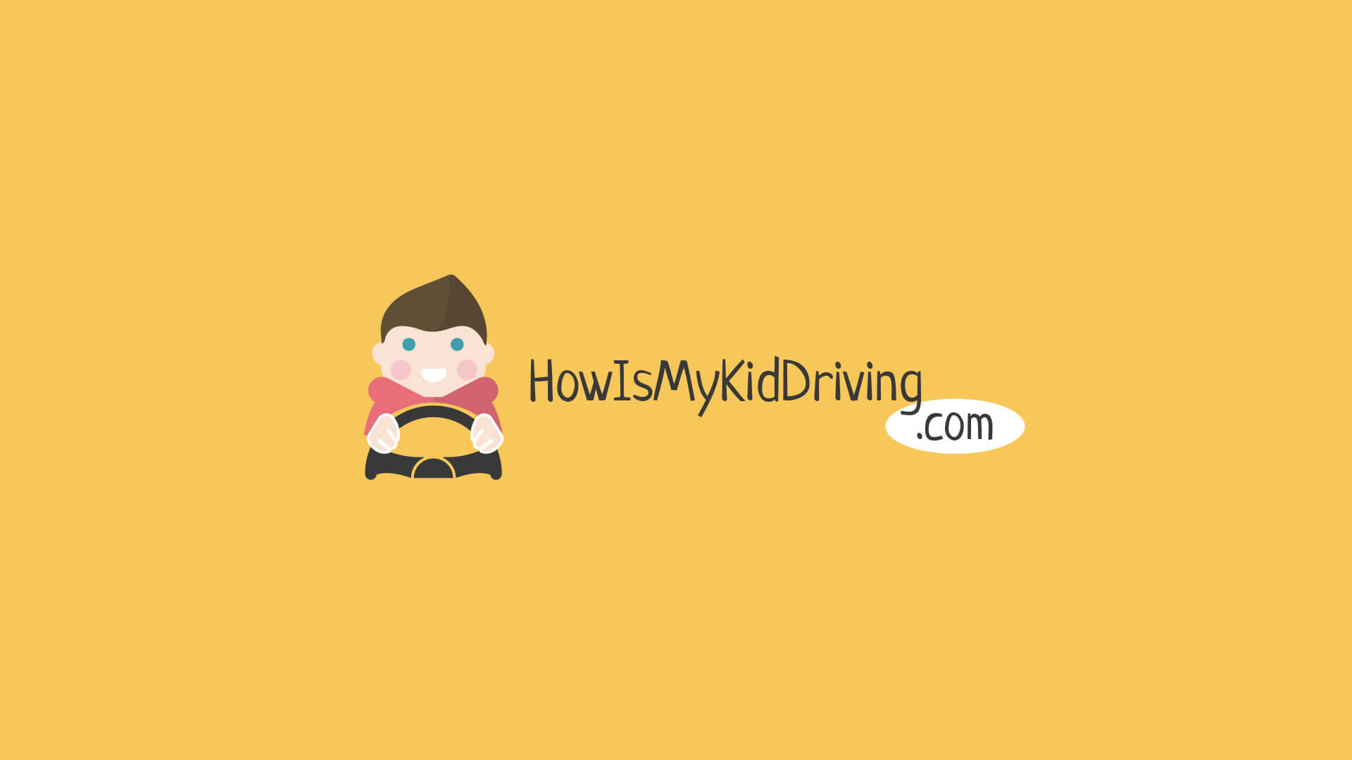 Logo How is my kid driving